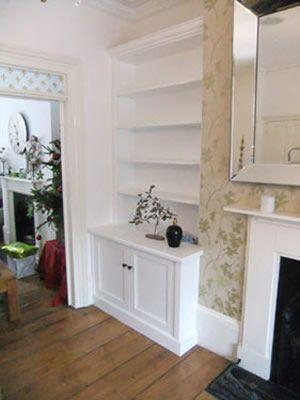 bespoke handcrafted fitted furniture | Andrew Laker, Cabinetmaker Carpenter, Caversham, Reading
