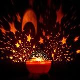 Self-Rotating Constellation Night Projector Lamp - Bring the Galaxy Home! - Next Deal Shop  - 2