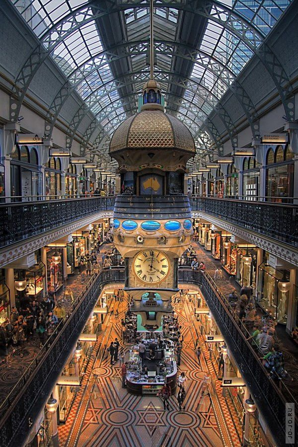 Queen Victoria Building, New South Wales, Australia