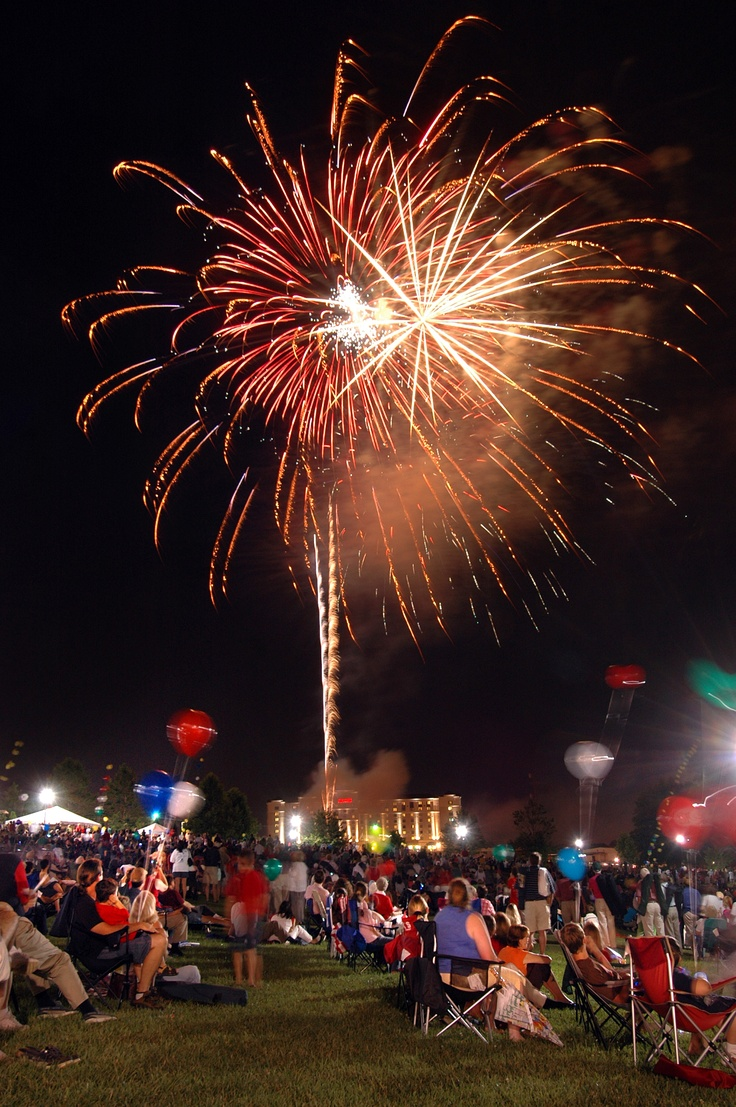 4th of july concerts utah