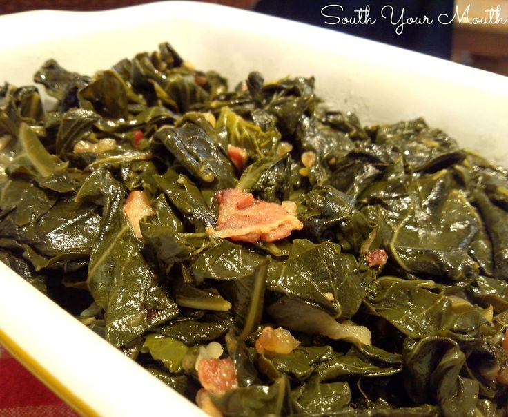 So, if you didn't know this already, we Southerners are pretty set in our ways when it comes to cooking certain dishes.  Oh, we'll eat it yo...