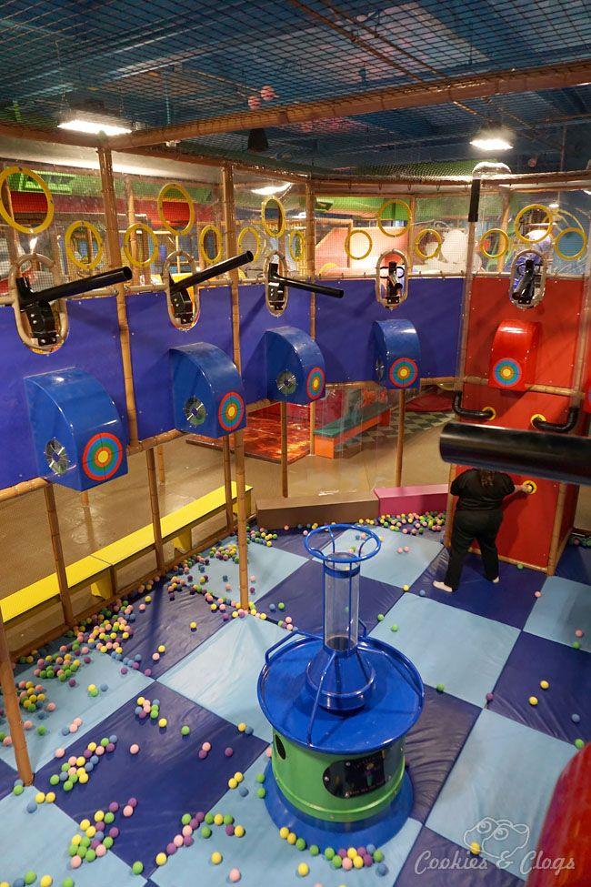 Billy Beez Indoor Playground At Oakridge In San Jose Ca