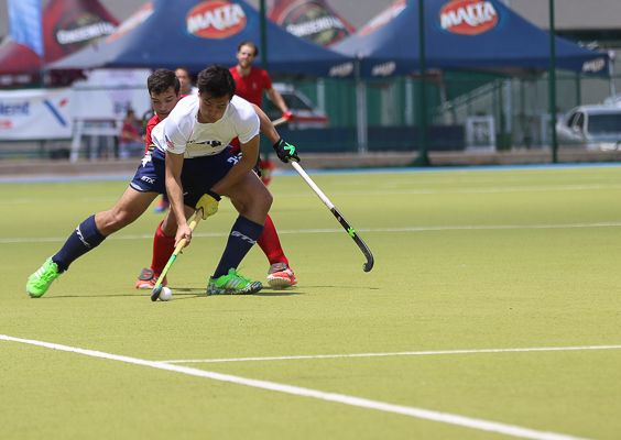 he U.S. Men's National Team traveled to the Caribbean Islands of Trinidad and Tobago as one of the eight international squads to contend in the 2017 FIH Hockey World League Round 2 tournament. Clinching an invite to the event as a result of an undefeated performance at FIH Hockey World League Round 1, USA now looks to solidify one of the top-two placements to continue their quest to the 2018 World Cup. Locked in Pool A, the USMNT faced off against Canada, Rio 2016 Olympic Games participant…