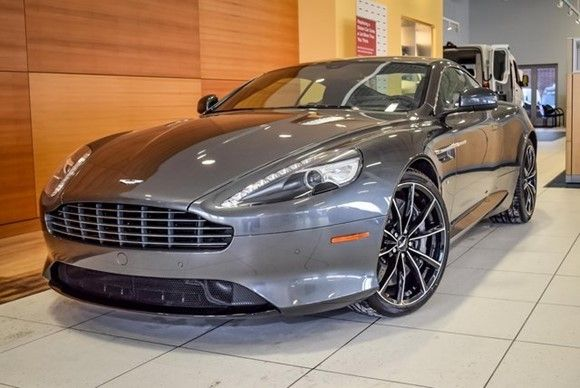 2016 Aston Martin DB9 GT For Sale