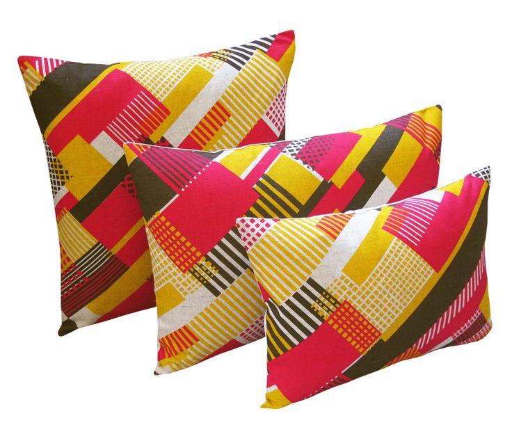 Tamasyn Gambell   Axis Cushions   www.tamasyngambell.com