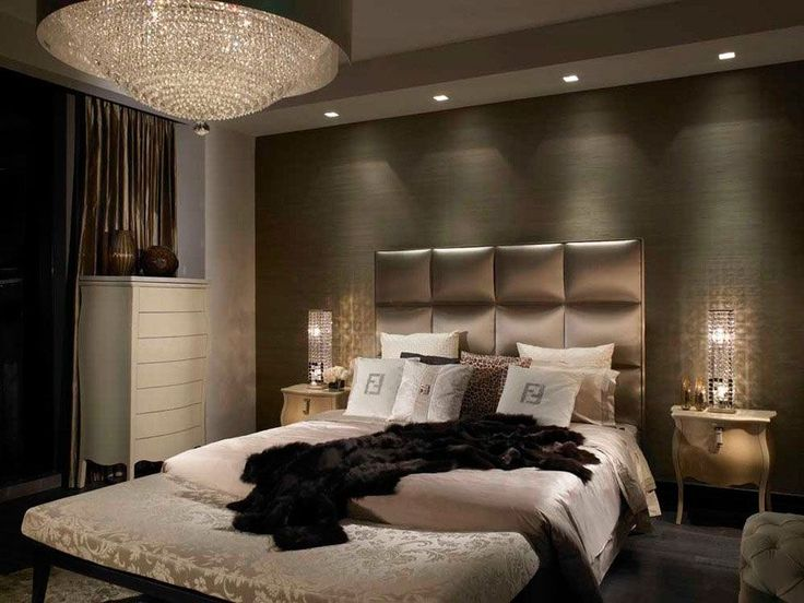 top 20 luxury beds for bedroom - Brown Bedroom 2015