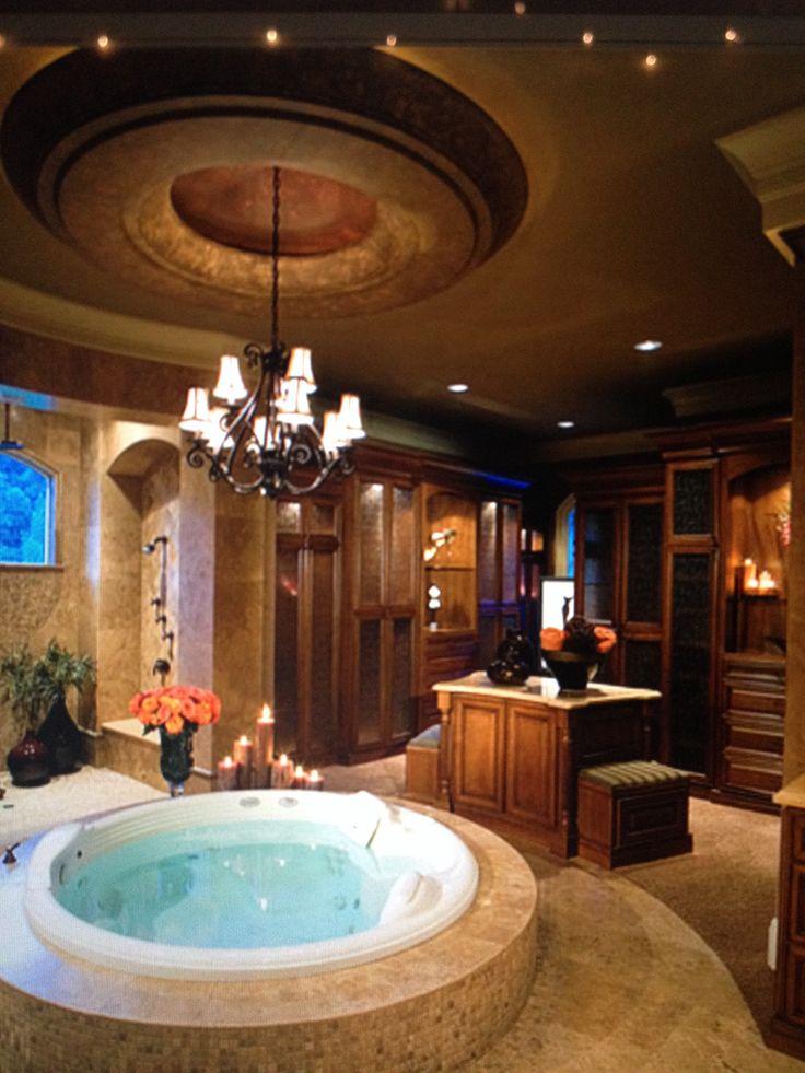 17 best images about dream bathrooms on pinterest capri for Dream bathroom ideas