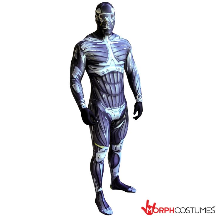 So you're into the Crysis series of computer games? That's GREAT news as you can now actually transform yourself into the world's most advanced tactical combat machine (well almost). Counter the Ceph threat with the Crysis Nano Morphsuit.