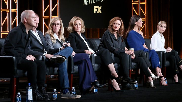 Ryan Murphy Talks Modern Parallels of 'Feud: Bette and Joan' Plan for Future Seasons  The prolific producer says potential seasons of the anthology drama will not take place in Hollywood.  read more