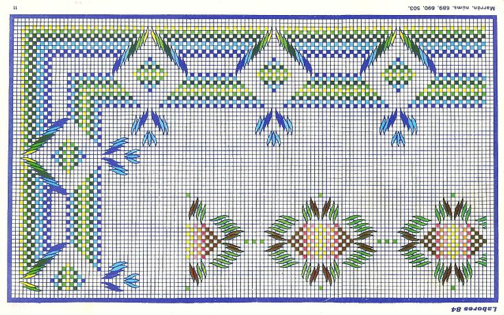 799 best Bordados images on Pinterest | Embroidery, Embroidery ...