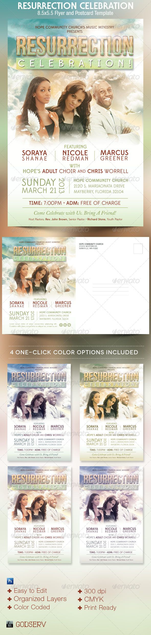 best images about party a purpose breast the resurrection celebration church flyer template is geared towards usage for church concerts during the good