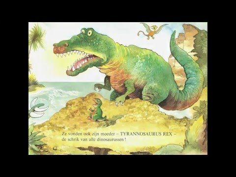Het Dinosaurus Ei - Digitaal Verhaal ingesproken door de 3e kleuterklas - YouTube