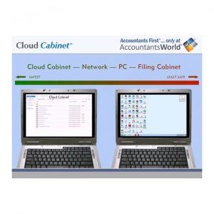 Electronic File Cabinet For Accountants