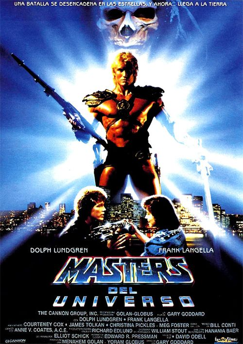 Masters of the Universe Full Movie Online 1987