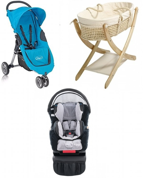 June Competition – a baby package worth $1350 from Rock-A-Bye Baby Equipment Hire