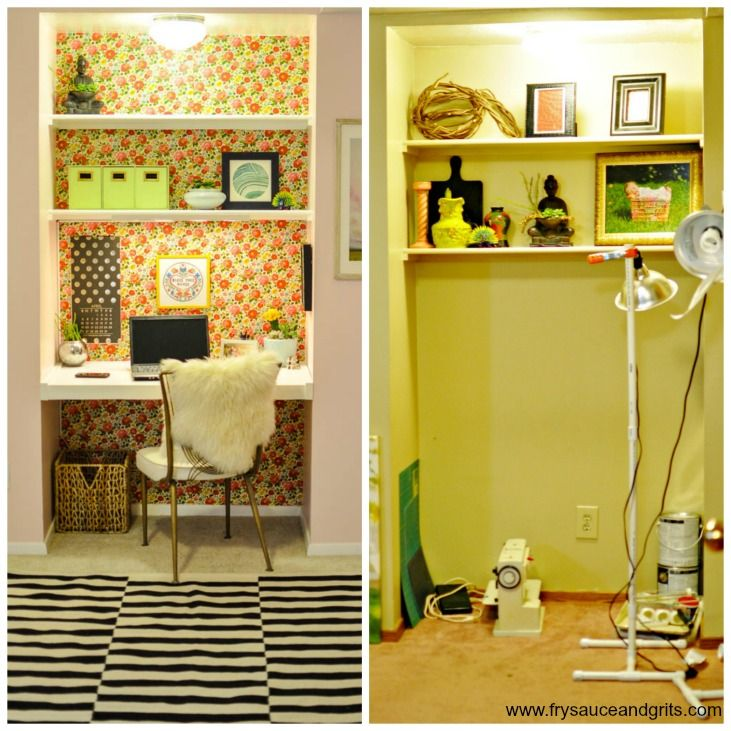 21 Feminine Home Office Designs Decorating Ideas: 17 Best Ideas About Feminine Office On Pinterest