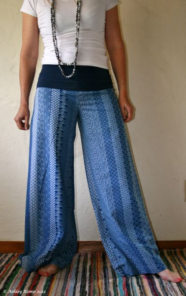 Shweshwe yoga pants on Etsy: http://www.etsy.com/shop/funkyBINTA
