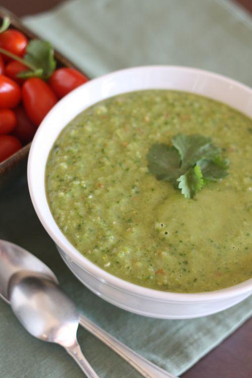 Energy Soup (raw, vegan)