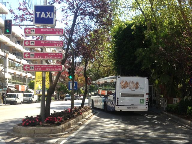 Outdoor advertising campaign on the Costa del Sol Buses for the company …  – AUTOBUSES PUBLICITARIOS & BUS ADVERTISING