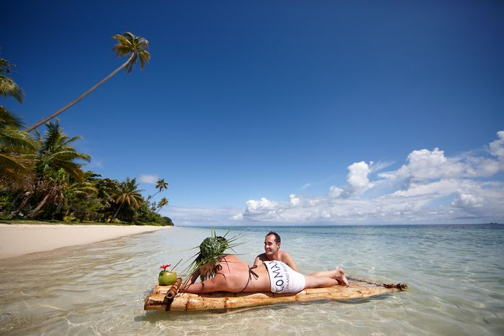 what would you do with all that blue sky and free time? #lovefromlomani #relax #holidays #lomaniisland