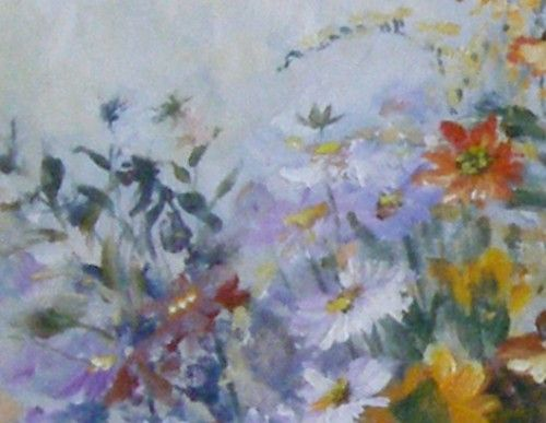 Flowers by ArtWilk. Maria Iwona Wilk 2007