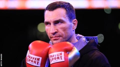 """Wladimir Klitschko ended his career with 64 wins and five defeats  Former  world heavyweight champion Wladimir Klitschko retired because """"the fire  wasn't there any more"""" says his long-term manager Bernd Boente.  Klitschko 41 ended his 21-year professional career on Thursday three months after losing to Briton Anthony Joshua in a thrilling bout at Wembley.There had been reports the pair were close to agreeing a rematch. """"Wladimir has nothing to prove. He is one of the best heavyweights in…"""