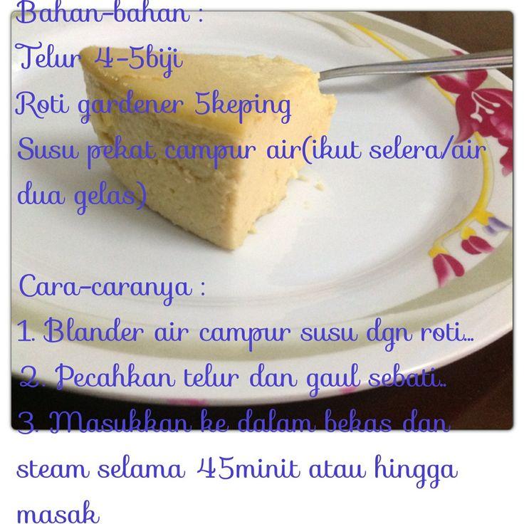 Resepi kek Gardener