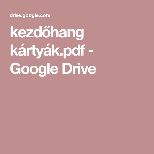 kezdőhang kártyák.pdf - Google Drive