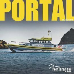 August 2015 Publications | Port Taranaki