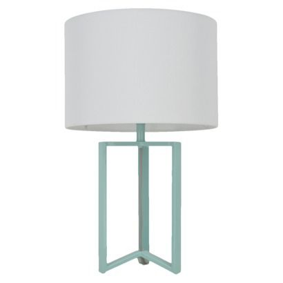 191 best i love lamp images on pinterest lamps interiors and room essentials wishbone metal table lamp aqua by target mozeypictures Choice Image