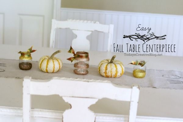 Simple Fall Wedding Centerpieces: 17 Best Ideas About Fall Table Centerpieces On Pinterest
