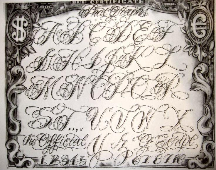 Gangster Tattoo Drawings   Tattoo Flash by Boog. Татуировки, зарисовки (191 ...