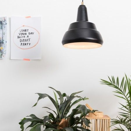 Tristan hanglamp Seel zwart | Musthaves verzendt gratis