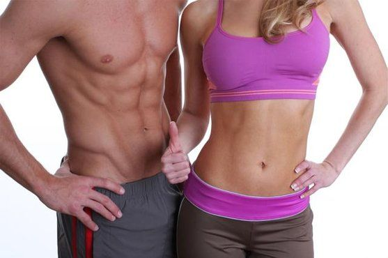 The Truth About Your Abs!   How to get your six-pack abs and keep it year round.