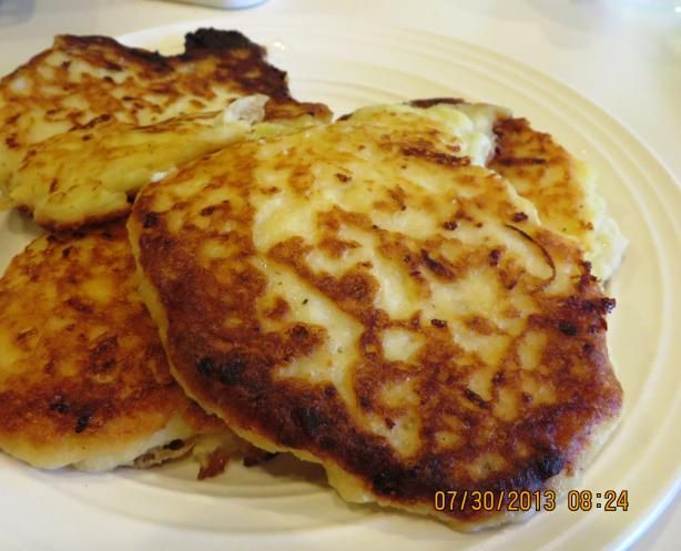 potato cakes from leftover mashed potatoes | Leftover Mashed Potato Cakes. Photo by Bonnie G #2