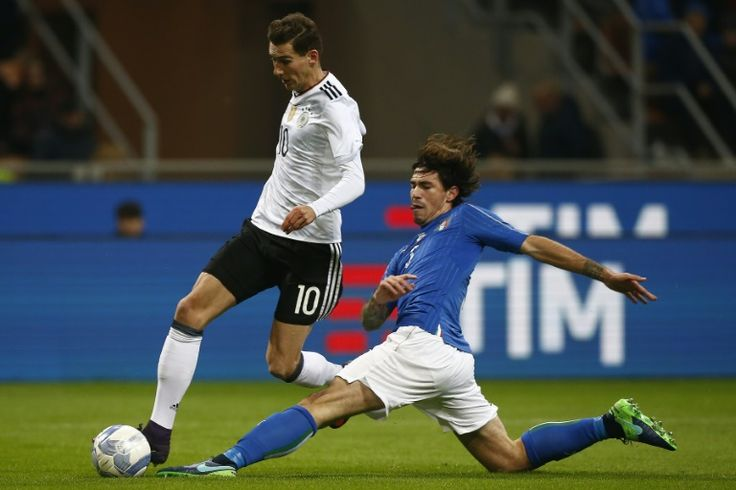 Buffon reaches landmark as Germany hold Italy   Milan (AFP)  Gianluigi Buffon earned a European record-equalling 167th cap as Italy played out a goalless friendly draw with their Euro 2016 quarter-final tormentors Germany in Milan on Tuesday.  The 38-year-old Buffon who made his Italy debut in 1997 is now level with retired Spain legend and fellow goalkeeper Iker Casillas.  Although Buffon is now just 17 behind world record-holder Ahmed Hassan of Egpyt (184) the appearance of AC Milans…