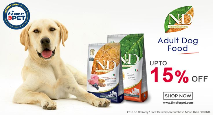Nutrition of the Pet really matters to a Pet Parent. Get the finest selection of nutritious food products to your little ones at affordable rates. Shop Now: http://buff.ly/2t1REvp #timeforpet #dogfood #buynow #farmina