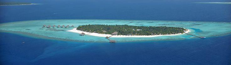 Kihaad's aerial view  © Kihaad Maldives