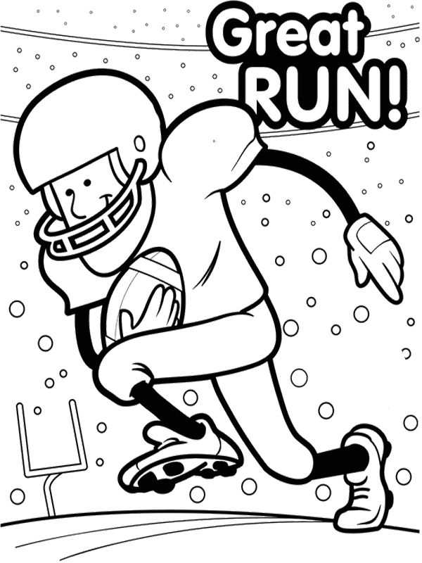 69 best super bowl images on pinterest football parties cooking rh pinterest com vegetable coloring pages bread coloring page - Super Bowl Coloring Pages