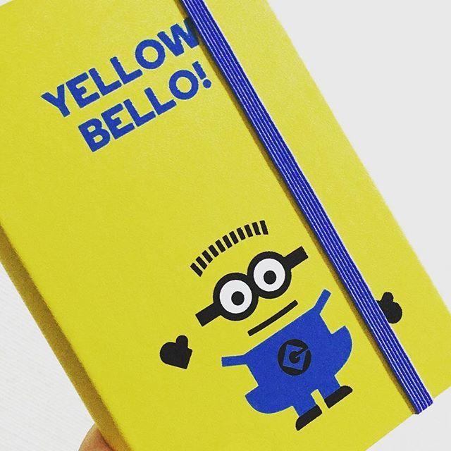 new5starmap今回はハッシュタグの練習用(笑)myお小遣い帳。欲しい物や予約した物の取り置き期限、クレカ払いにした物の金額が大まかに書かれてるよ。ミニオンは可愛いし、モレスキンは手帳として書きやすい #ミニオン #ミニオングッズ #モレスキン2017/09/28 22:31:06