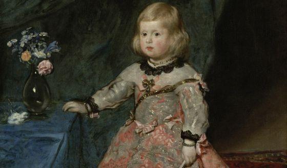 Velázquez y la corte de Felipe IV revela dos facetas del pintor retratos de la corte y la propagación de figuras femeninas e infantiles en su producción