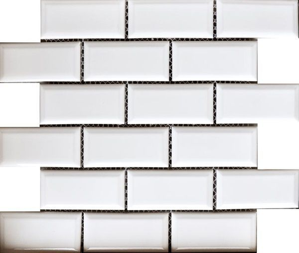 Sognare Cute White Rhombus Hexagon Cube White Glossy Mosaic 12x12 Interior Design Kitchen Diy Kitchen Backsplash Kitchen Interior