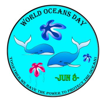 World Oceans Day is June 8th and there is still time to celebrate! Put on a blue shirt and forge ahead with these ten fun ways to celebrate World Oceans Day with your class or family.