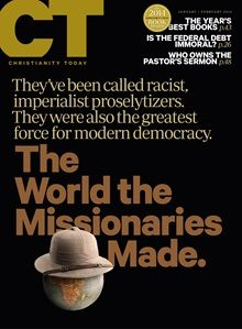 The World the Missionaries Made