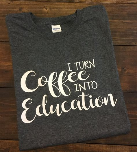 I Turn Coffee Into Education - Tap the link to shop on our official online store! You can also join our affiliate and/or rewards programs for FREE!