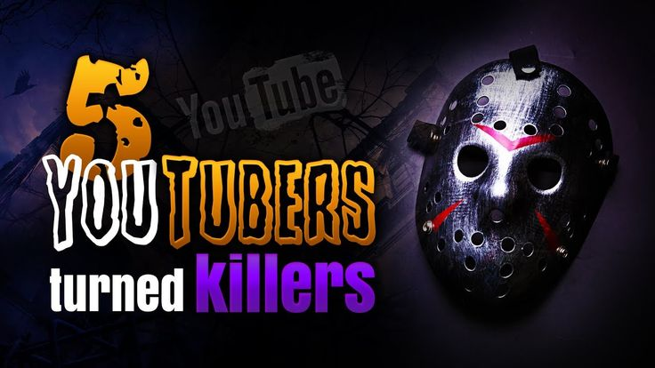 5 YouTubers Turned Killers Did you watch any of these YouTubers before they became killers? Jared Lee Loughner Andrew Blaze (Randy Stair) Elliot Roger Joseph Pacini Mr. Anime (Trey Eric Sesler)
