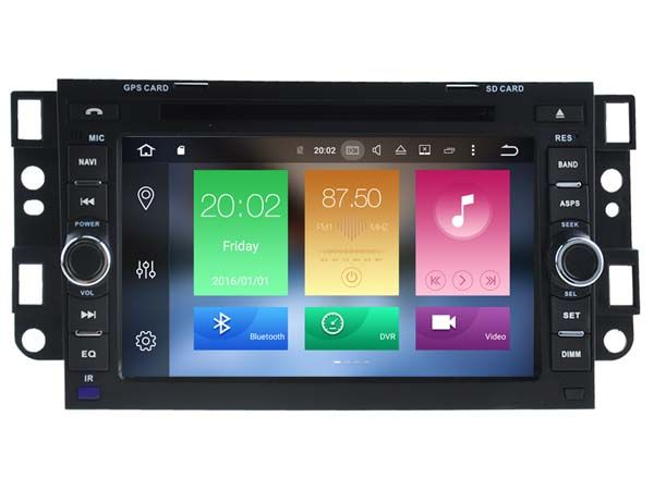 Android 6.0 CAR Audio DVD player FOR CHEVROLET AVEO/EPICA/LOVA/CAPTIVA gps Multimedia head device unit receiver BT WIFI