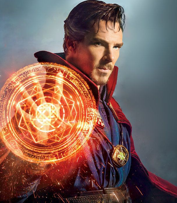 Doctor Strange comicbook origins