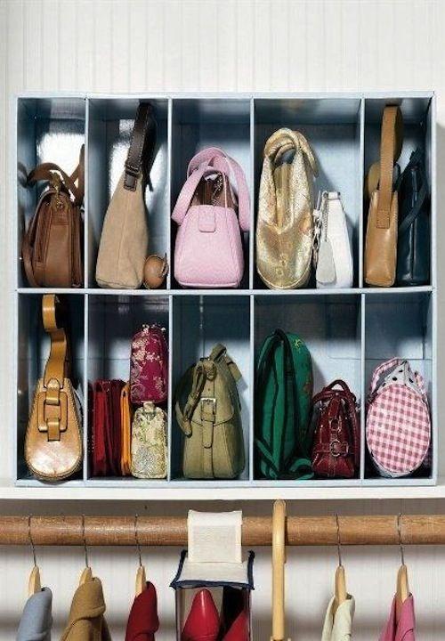 TIP: 6 fashionable manieren om je tassen te presenteren   I LOVE FASHION NEWS
