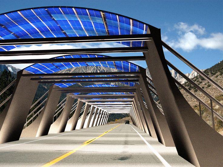 solar roofing design